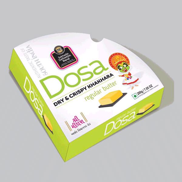 Butter Dosa Khakhra