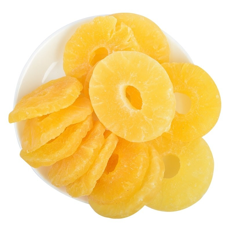 Dehydrated Pineapple Ring