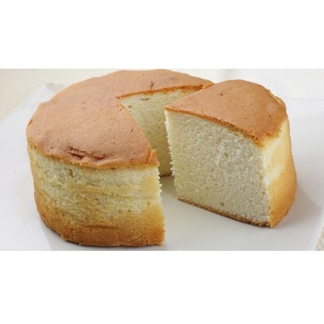 Eggless Sponge Cake
