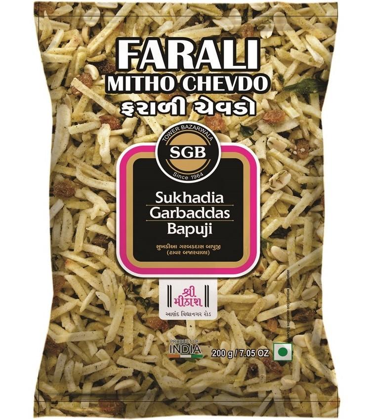 Farali Mitho Chevdo