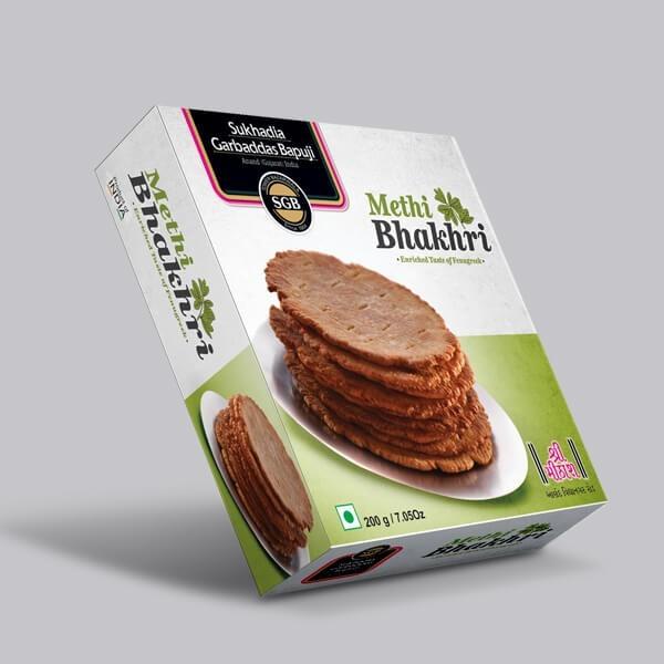 Methi Bhakhri