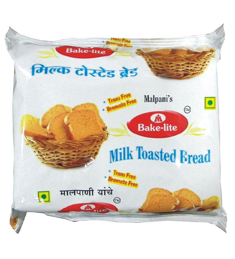 Milk Toasted Bread