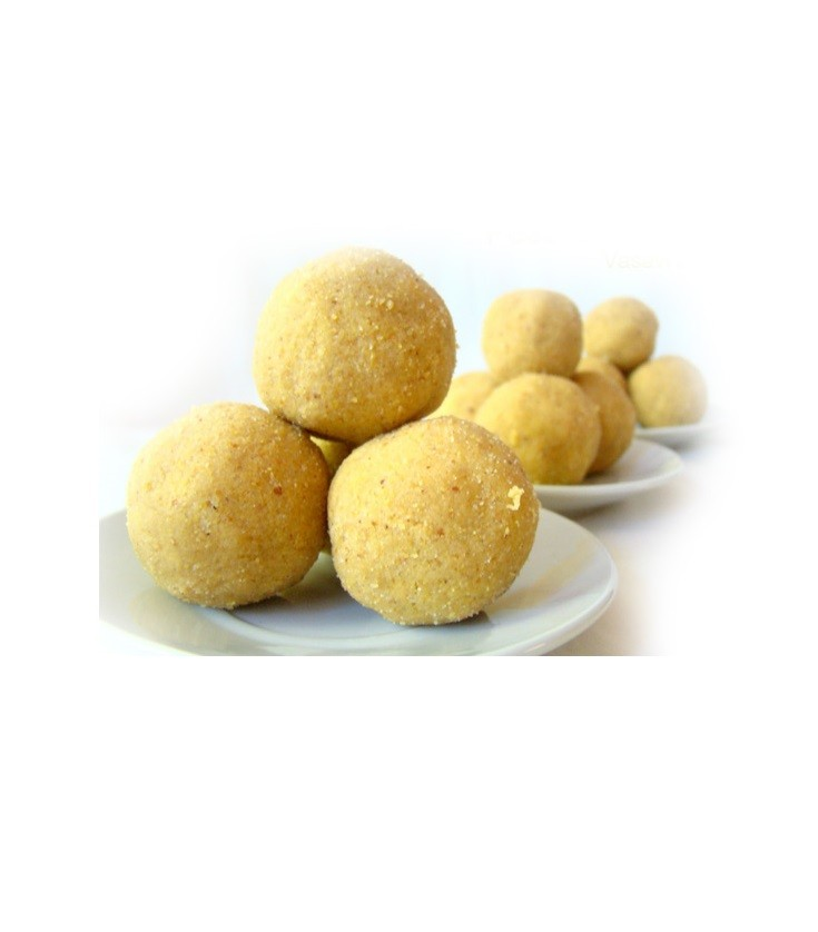 Moongdal Laddu