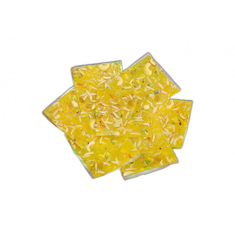 Pineapple Icehalwa