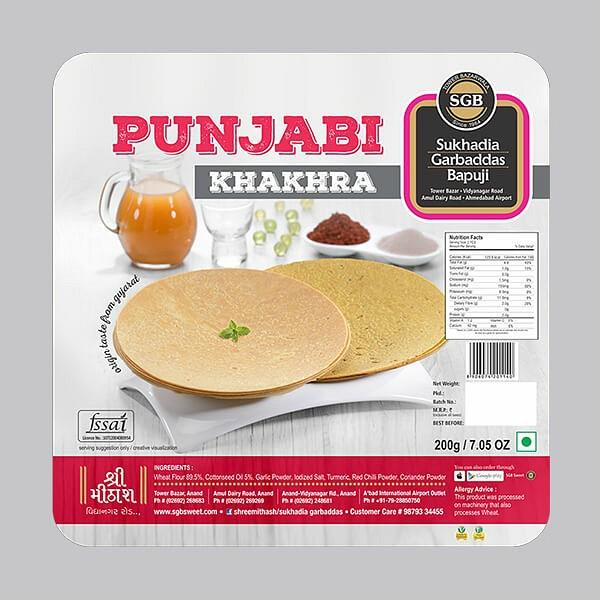 Punjabi Khakhra