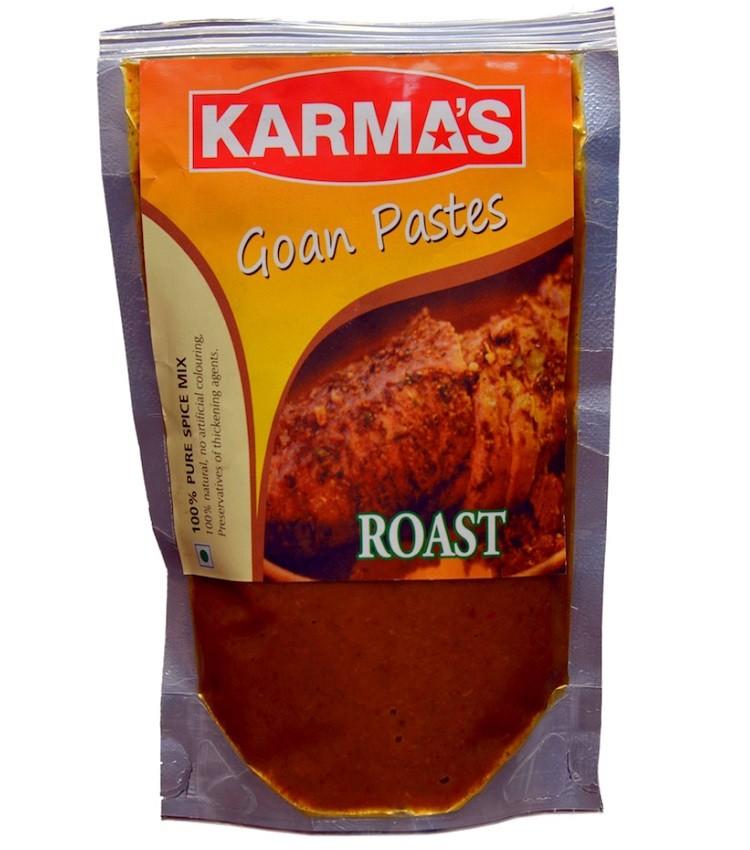 Roast Masala Paste