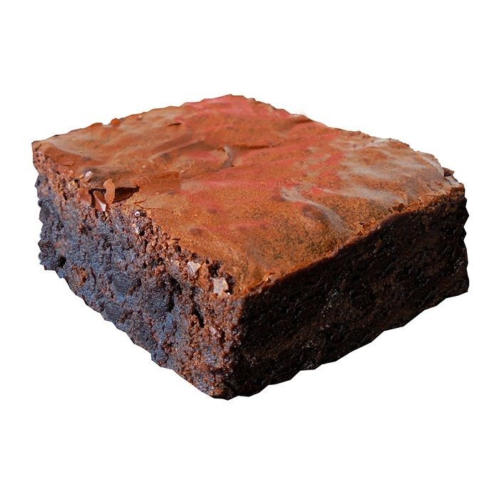 Rum N Raisin Brownie