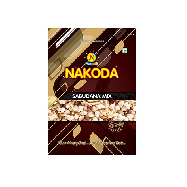 Sabudana Mix