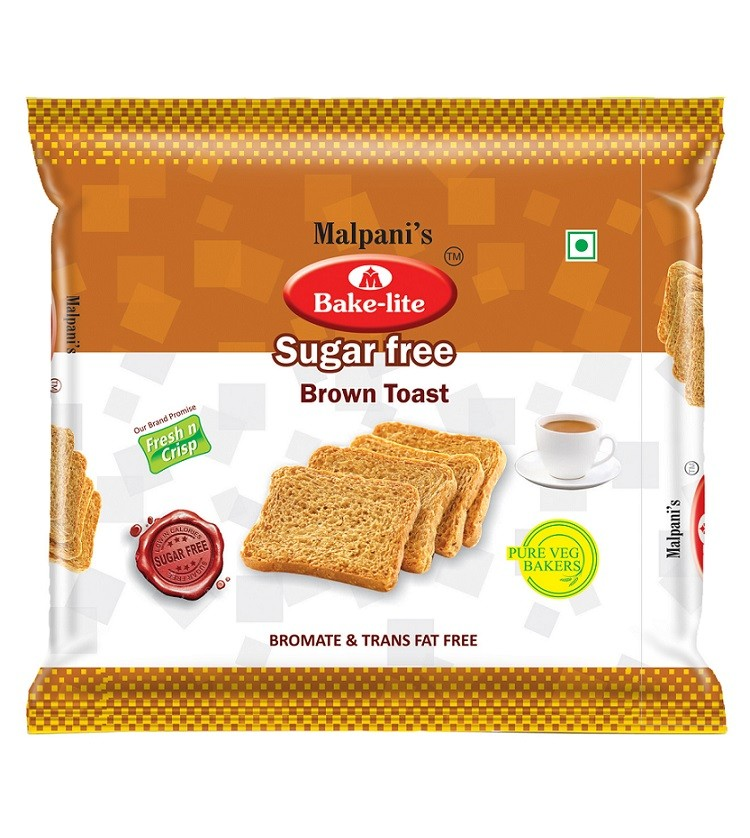 Sugarfree Brown Toast