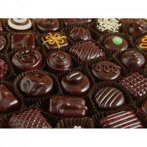 Assorted Moulds Chocolate