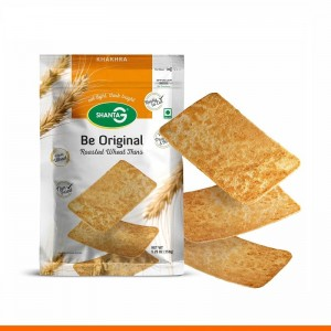 Be Original Wheat Thins Khakhra