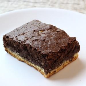 Chocolate Chip Cookie Dough Brownie