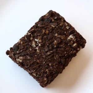 Eggless Oreo Brownie