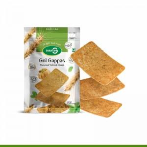 Gol Gappas Wheat Thins Khakhra