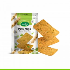 Methi Mania Wheat Thins Khakhra