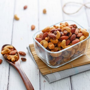 Mix Nut Chaat