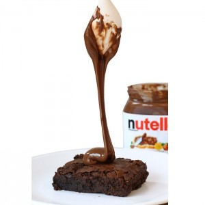 Nutella Brownie