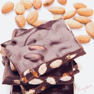 Roasted Almonds Chocolate