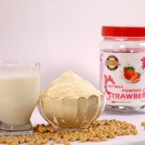 Strawberry Soya Milk Powder